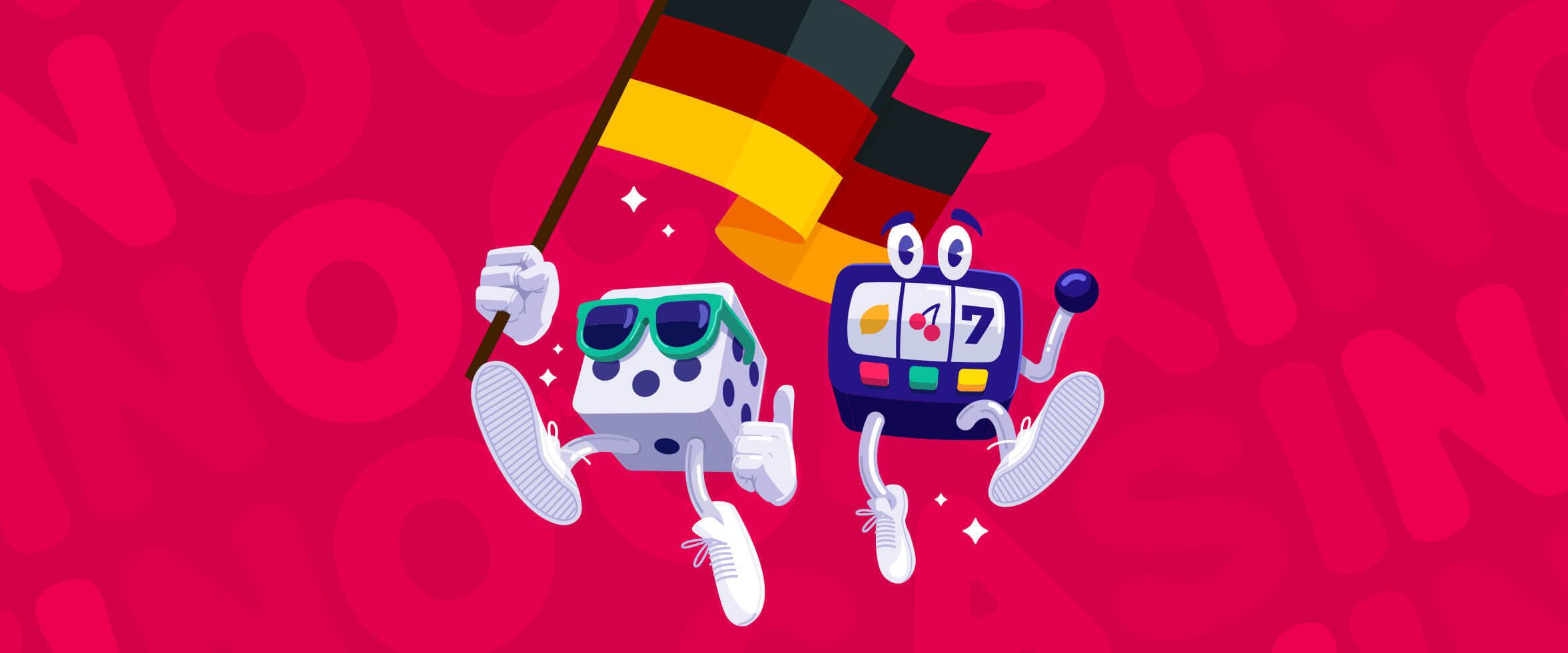 👉 Achtung: Neue Glücksspielbestimmungen für Deutschland