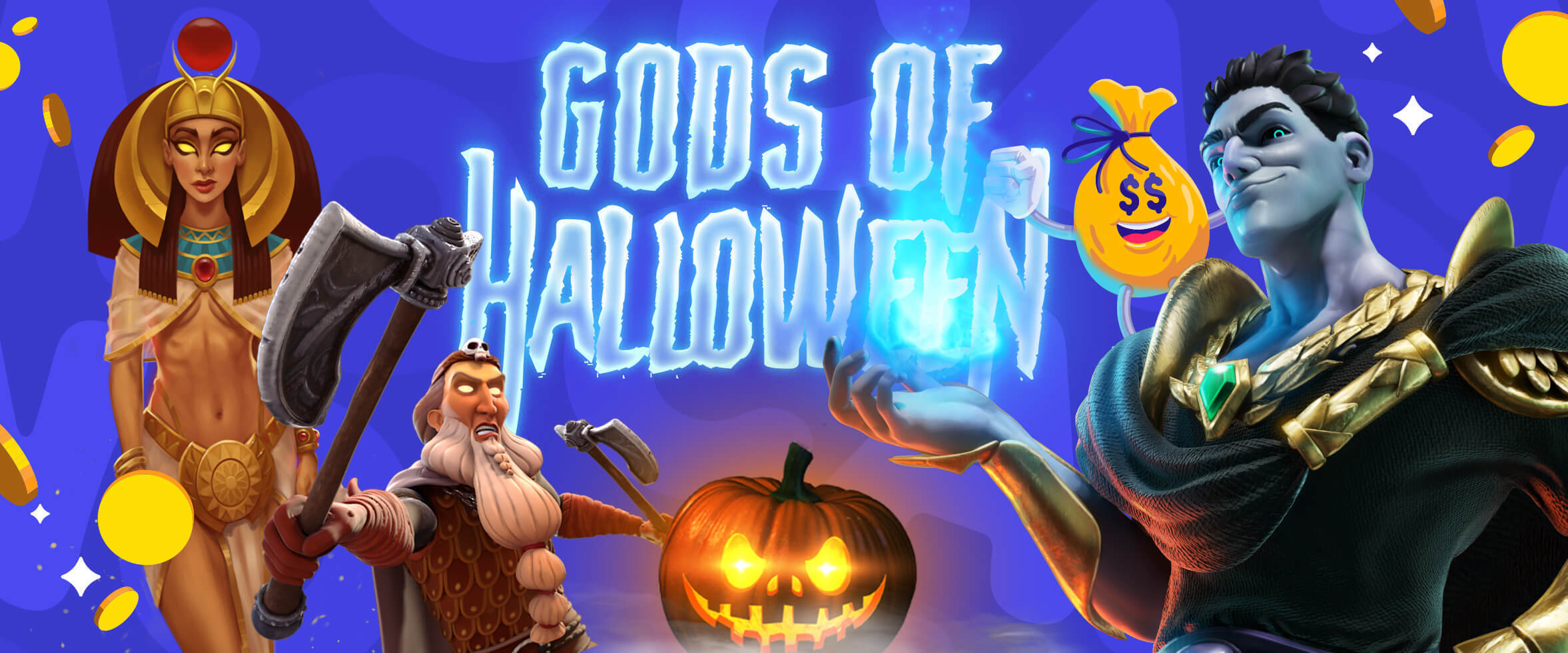 $50K Cash Halloween Prize Pool