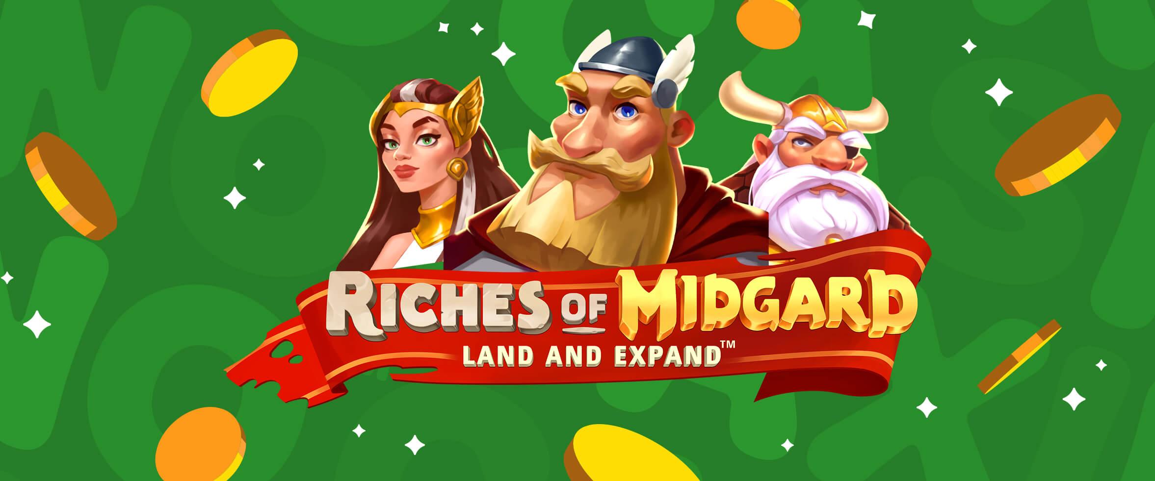 Doppelte Geschwindigkeit für Riches of Midgard