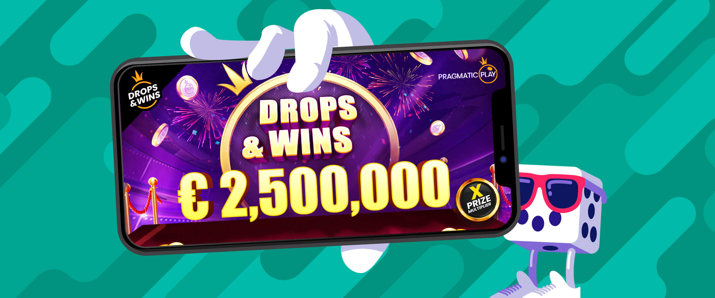 Drops and Wins Returns with ₹250,000,000 in Prizes