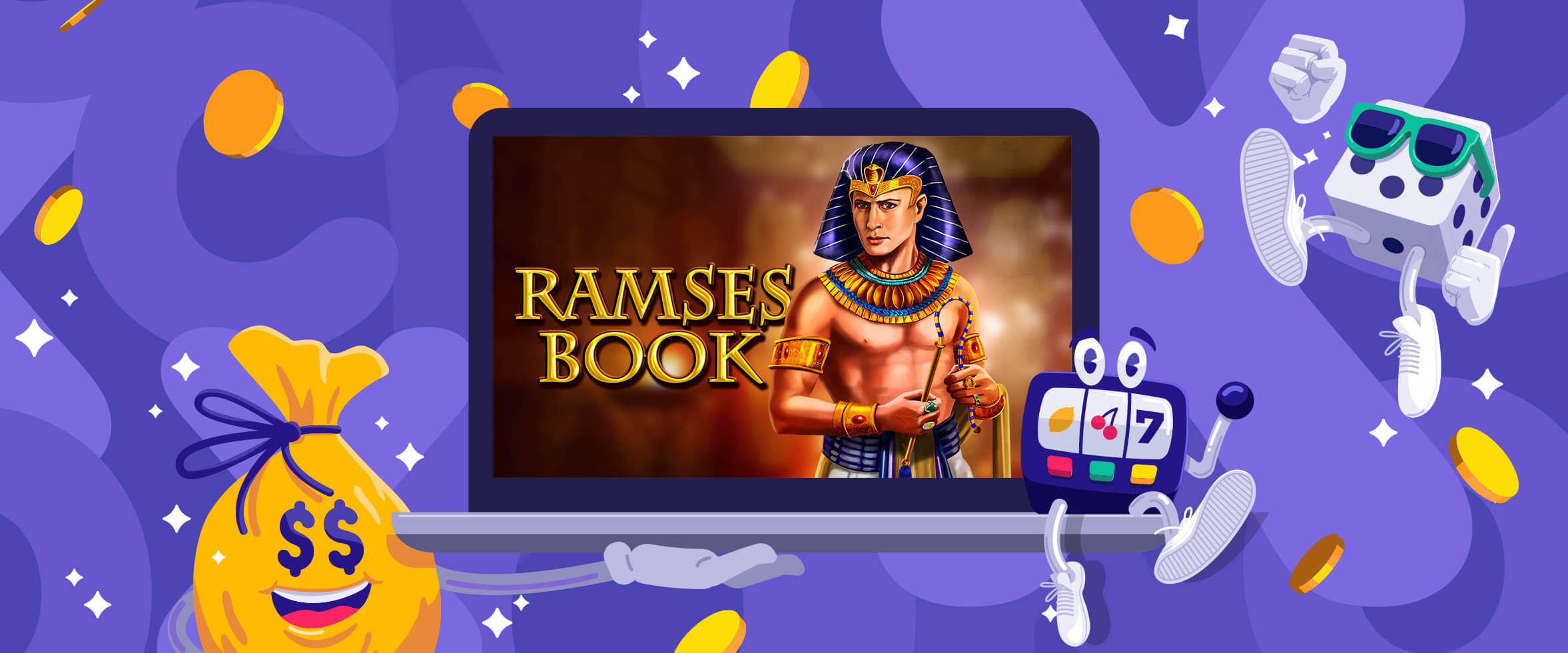 Compete for a Share of €10K Playing Ramses Book