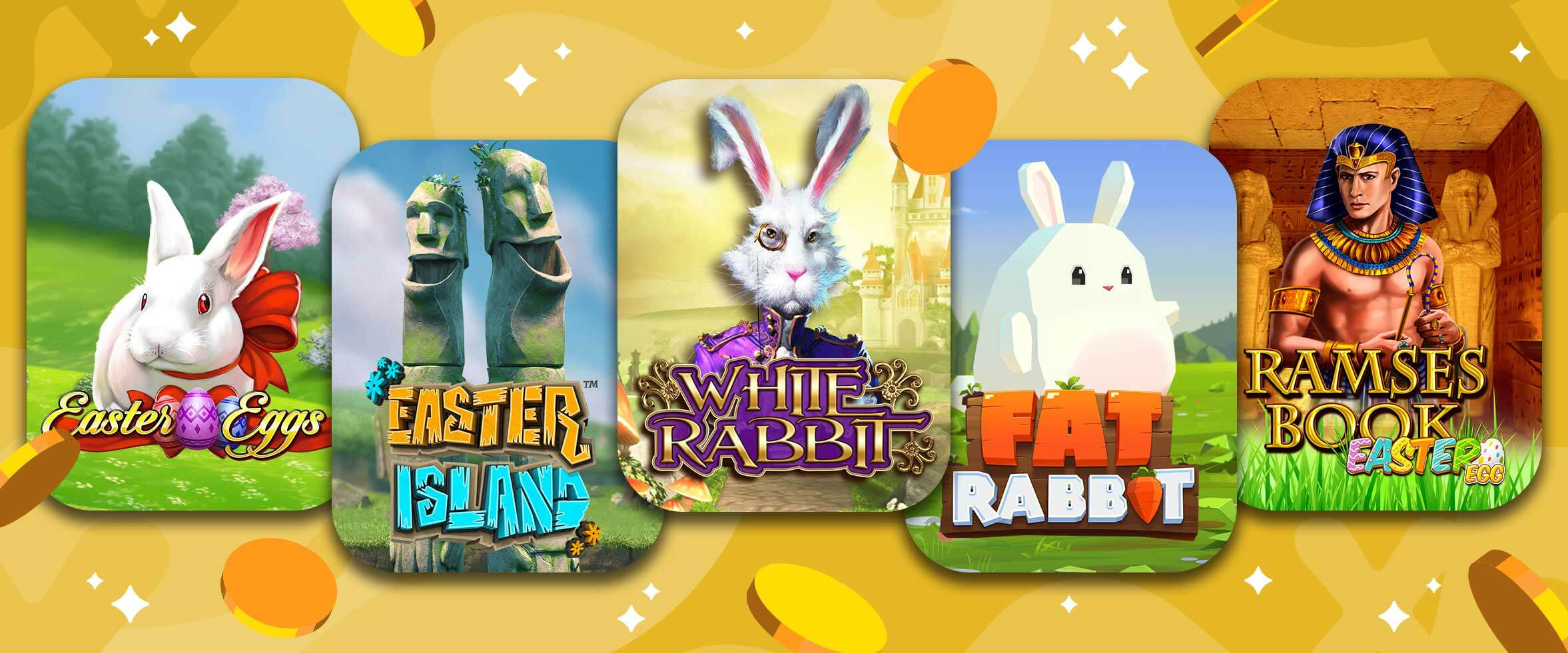 Load Up on Easter with These Fun-filled Slots