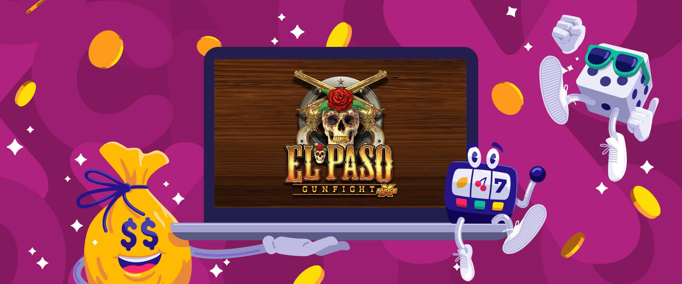 🤠 El Paso Gunfight: 10.000€ Preispool + 700 Freispiele