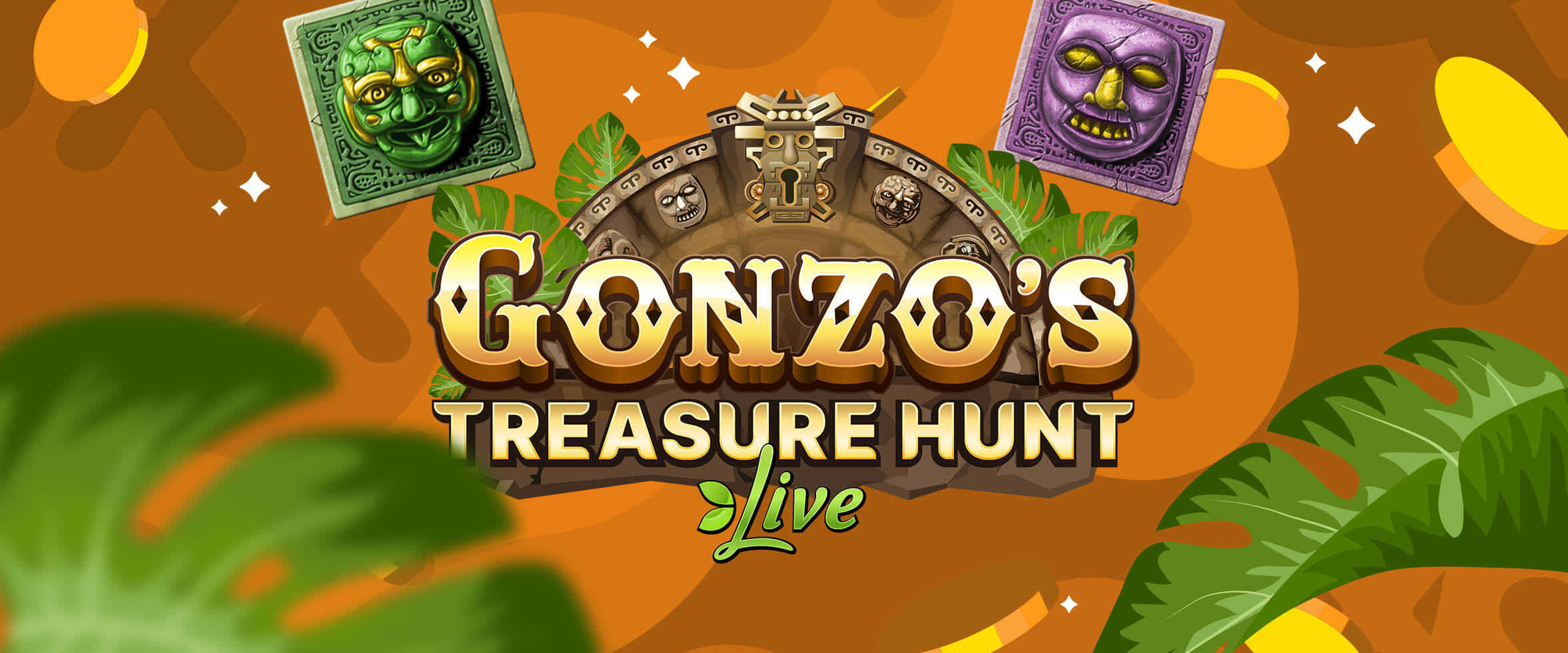 10,000 EUR in Cash Prizes as Gonzo Joins the Live Casino