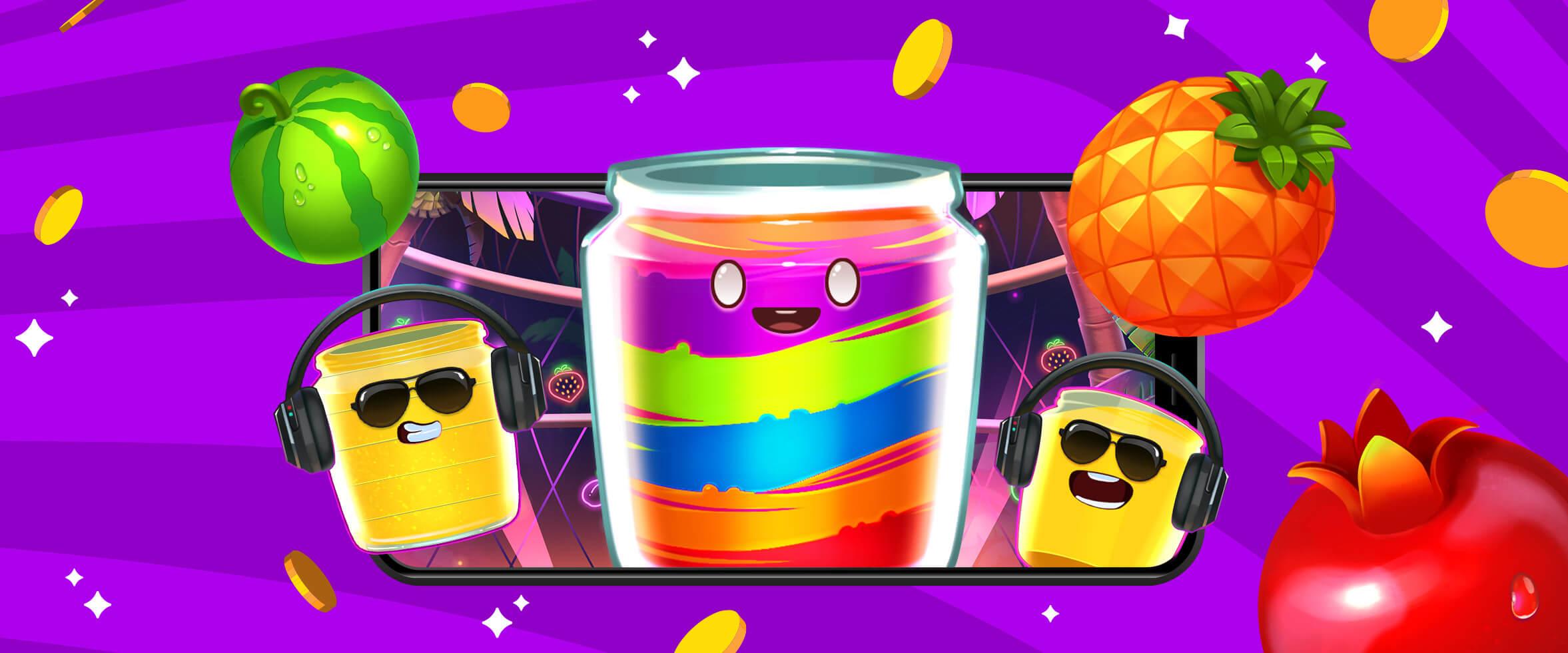 Jammin' Jars 2 is now Live!