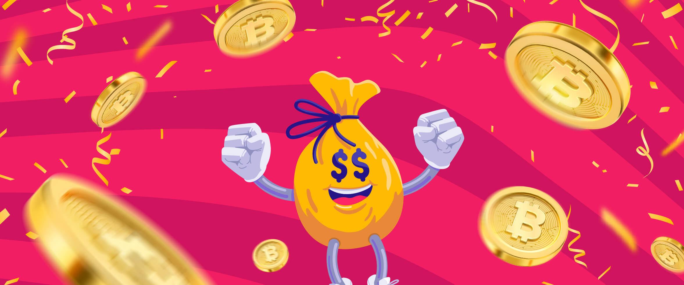 Join our 1-Year Bitcoin Birthday Bash
