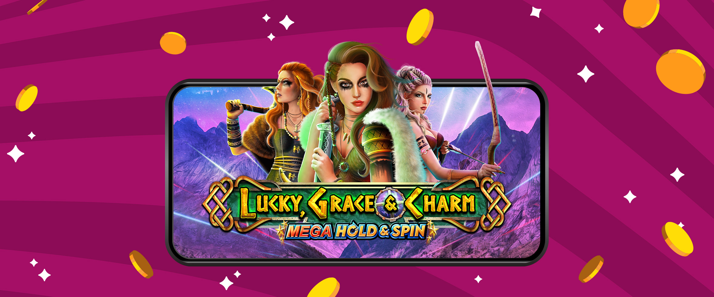 Exclusive Game with 100 Free Spins