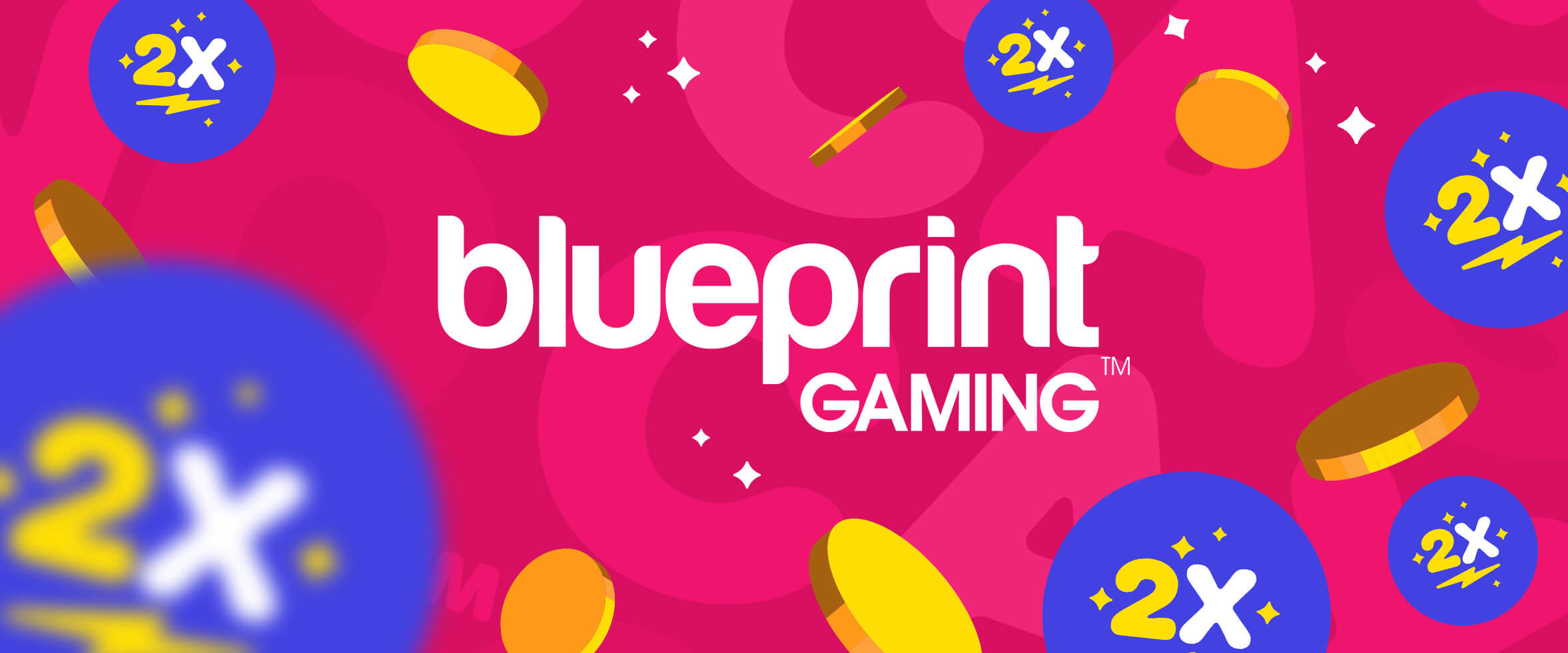 Try out Blueprint Gaming with Double Speed