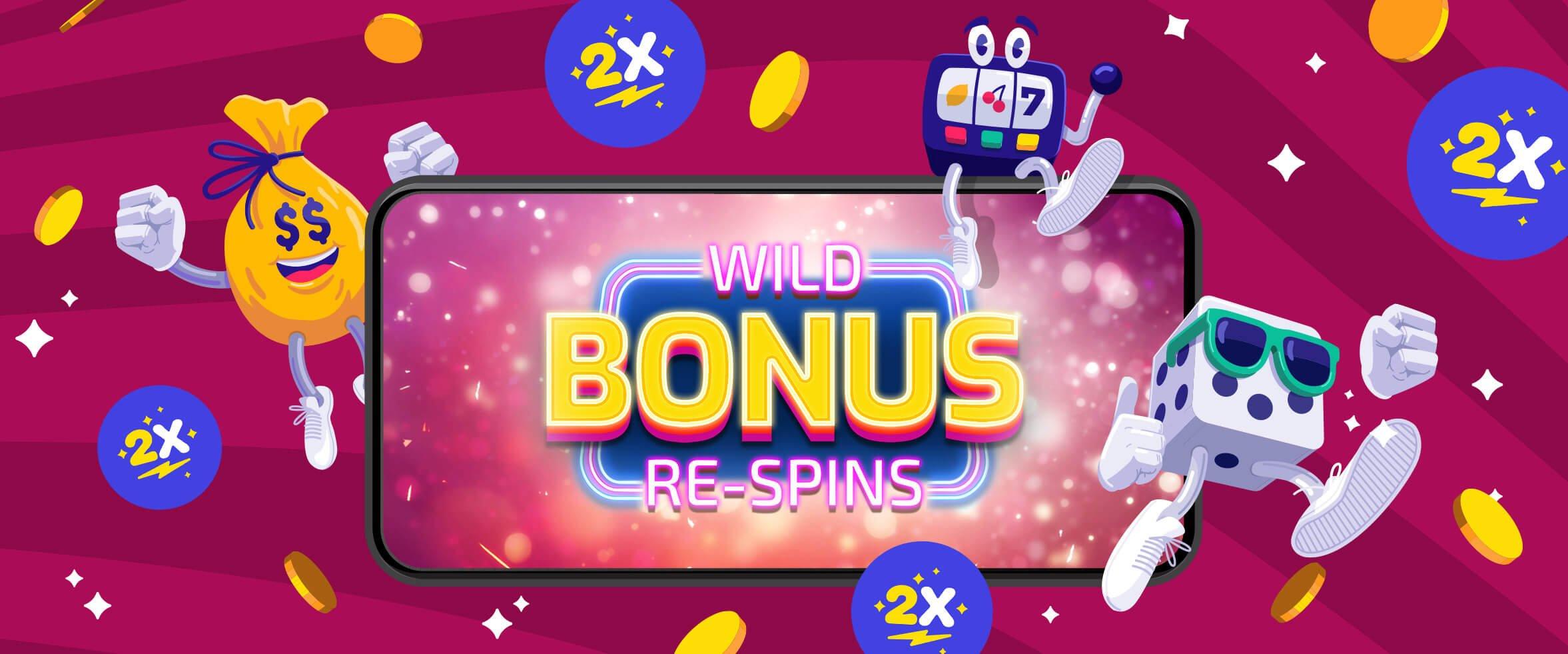 Double Vitesse sur une exclusivité de Booming Games